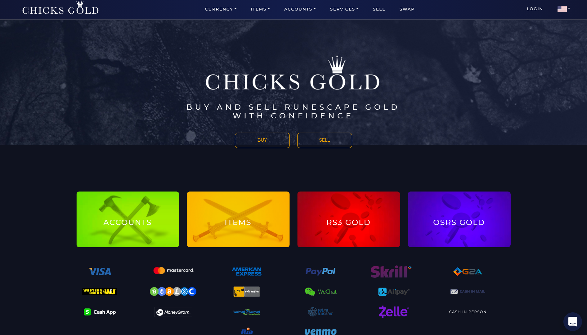 chicksgold review